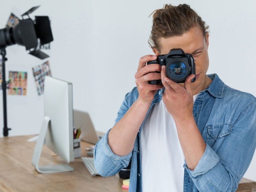 How to photograph the right way